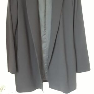 Lafayette 148 New York Jackets & Coats - Oversized Relaxed Open front blazer